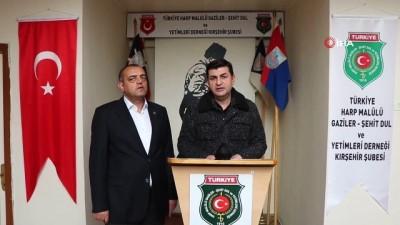 """Türkiye Harp Malulü Gaziler, Şehit Dul ve Yetimleri Derneği Genel Başkanı Işık: """"Geç alınmış karar olsa da HDP kapatılsın"""""""