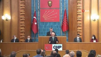 CHP Genel Başkanı Kemal Kılıçdaroğlu: 'Cumhuriyet Halk Partisi hakkı, hukuku, adaleti her yerde, her ortamda savunur ve asla haksızlıklar karşısında da susmaz'