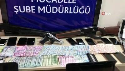 - Hatay'da yasa dışı bahis operasyonu: 21 gözaltı