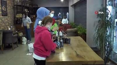 ermeni -  Kafe ve restoranlar yeniden açılmanın heyecanını yaşıyor
