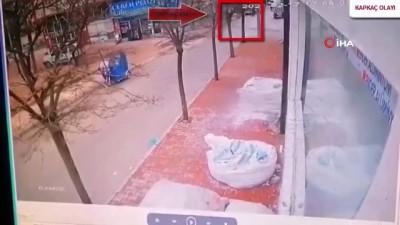 faili mechul -  Kapkaç zanlıları kameralardan da polisten de kaçamadı Videosu