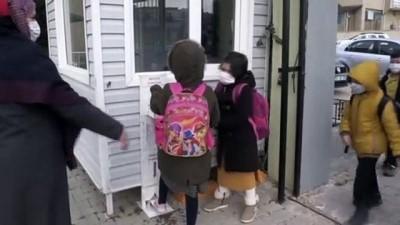 KİLİS - Yeni normalleşme süreciyle okullarda yüz yüze eğitime başlandı