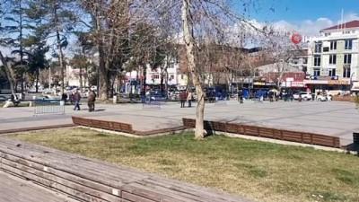 mutant -  Mutant virüsün yoğun olduğu ilçede parklar kapatıldı