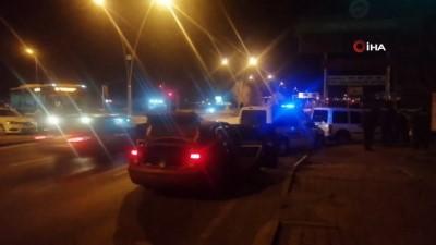 Polisten kaçan otomobilde uyuşturucu çıktı