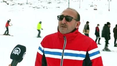 yayla turizmi - Sivas'ın parlayan 'yıldız'ı Türkiye'deki en iyi kayak merkezlerinden biri olmayı hedefliyor
