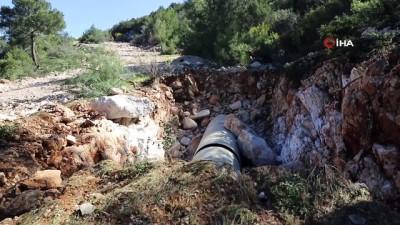 - Torba'daki arızaya MUSKİ ekiplerinden anında müdahale