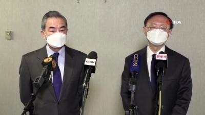 - ABD ile Çinli yetkililerin Alaska'daki görüşmeleri sona erdi