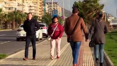 ANTALYA - Gözde turizm merkezi Alanya, yabancıların da vazgeçilmez adreslerinden oldu