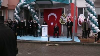 ÇANAKKALE - Türkiye Gençlik Vakfı Çanakkale Temsilciliği törenle açıldı