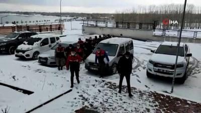 tefecilik -  - Erciş'teki tefecilik operasyonunda 5 kişi tutuklandı
