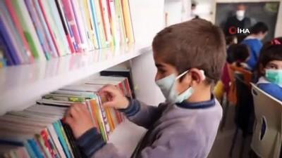 Türk Hava Yolları çalışanı başlattığı yardım kampanyasıyla 9 köy okuluna kütüphane ve 1 anaokulu kazandırdı