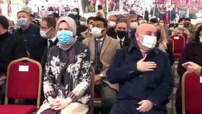 milletvekili -  - Başkent'te Nevruz ateşi yakıldı