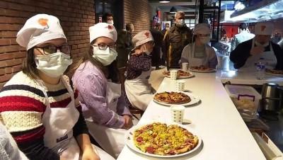 kabiliyet -   Çok özel şeflerden çok güzel pizza
