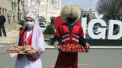 IĞDIR - Nevruz Bayramı kutlaması