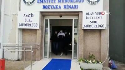 istihbarat -  - İzmir'de terör örgütü PKK/KCK propagandası yapan 5 şahıs yakalandı