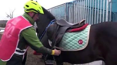 KIRKLARELİ - 'Atlı Dayanıklılık Yarışmaları' yapıldı