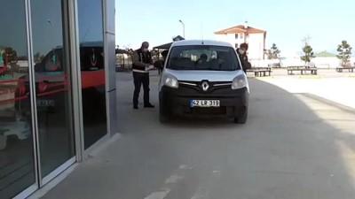 akilli telefon - KONYA - Beyşehir'de hırsızlık yapan zanlılar, Antalya'ya giderken otobüste yakalandı
