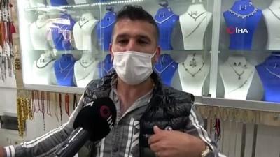 - 'Mavi kent' Mardin'deki turizm hareketliliği esnafın yüzünü güldürdü