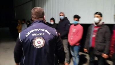 iran - OSMANİYE - 22 düzensiz göçmen yakalandı