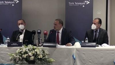 2008 yili - SAMSUN - Bakan Yardımcısı Sayan ile Türk Telekom CEO'su Önal'dan bölge müdürlükleriyle ilgili açıklama