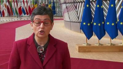 BRÜKSEL - İspanya Dışişleri Bakanı Laya: 'AB, Türkiye ile pozitif ilişkiye sahip olmalı'