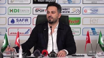 Ferhat Karademir: 'Futbolda uzun süredir görmediğimiz bir olay yaşandı'