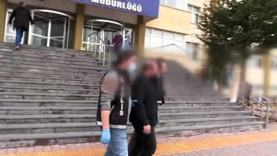 argo - KAYSERİ - Van'dan kargoyla Kayseri'ye gönderilen yiyecek kutusunda 1 kilo 817 gram sentetik uyuşturucu çıktı