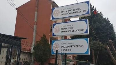 - Osmancık'ta pozitif vakalar artan 3 okulda eğitime ara verildi
