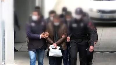 istihbarat - ADANA - PKK/KCK operasyonunda yakalanan 15 zanlıdan 4'ü tutuklandı