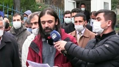 ANKARA - Kosova'nın Kudüs'te büyükelçilik açması bazı STK'ler tarafından protesto edildi