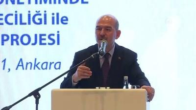 konferans - ANKARA - Soylu: 'Türkiye, dünyada biyometrik verileri sayısallaştıran 7. ülke oldu'