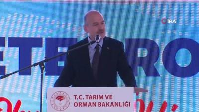kabiliyet -  Bakan Soylu: 'Türkiye teknolojik değişimi, dönüşümü en üst seviyede gösteren ülkedir, yoksa bizi çırak çıkarırlardı'