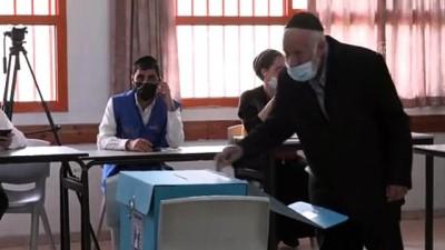 milletvekili - İsrailli seçmenler 2 yıl içinde dördünce kez sandık başında