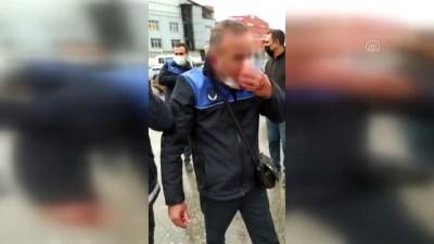 sanayi sitesi - İZMİR - Denetim sırasında saldırıya uğrayan 3 zabıta memuru, hastaneye kaldırıldı
