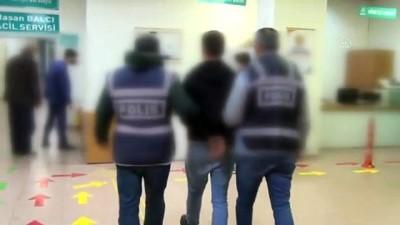 KAHRAMANMARAŞ - Çaldığı otomobille hırsızlık yapan zanlıya tutuklama