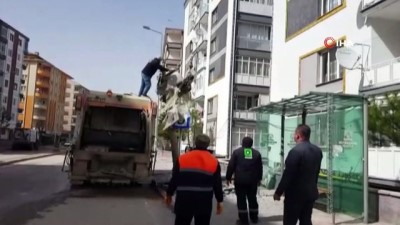 hasar tespit -  Konya'da şiddetli rüzgar maddi hasara yol açtı