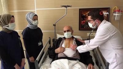 Muş Devlet Hastanesinde ilk açık kalp ameliyatı yapıldı