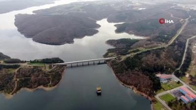 doluluk orani -  Ömerli Barajı'nda doluluk oranı rekor seviyeye ulaştı