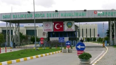 """ucak seferleri -  Tayfun Canlı """"Edremitliler Ankara uçuşları istiyor"""""""