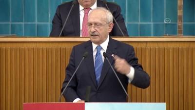 TBMM - Kılıçdaroğlu: 'Biz, bu ülkeye umudu, huzuru getireceğiz, barışı sağlayacağız, kadına şiddeti önleyeceğiz'