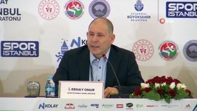 guvenli bolge - 16. NKolay İstanbul Yarı Maratonu basın toplantısı yapıldı