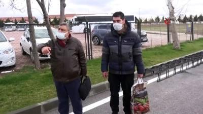 yolcu otobusu -  Aksaray'da yolcu otobüsünde korona alarmı