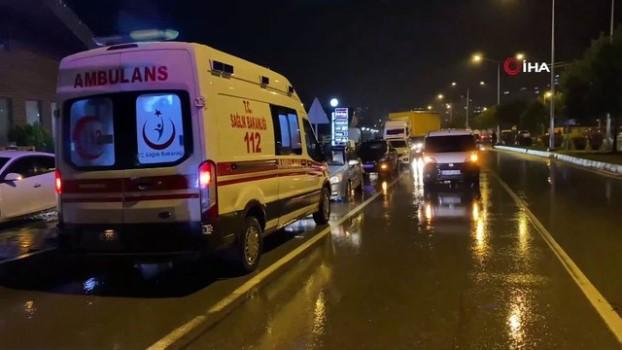 eski milletvekili -  Eski milletvekilinin oğlunun öldüğü kazada sürücü hakim karşısına çıktı