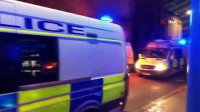 - İngiltere'de Suç ve Ceza Yasa Tasarısı protestolarında 14 tutuklama