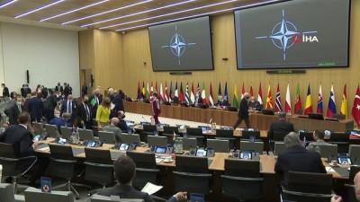 isvec -  - NATO Dışişleri Bakanları Toplantısı ikinci gün oturumu başladı