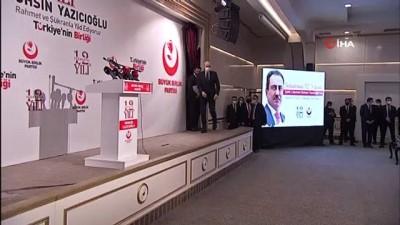 helikopter kazasi -  AK Parti Grup Başkanvekili Kurtulmuş: 'Mücadele ruhu, istikamet ve sağlam şahsiyet. Rahmetli Muhsin Bey'i bu üç kelimeyle özetleyebiliriz diye düşünüyorum'