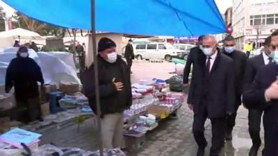 Amasya Valisi, vatandaşı Kanuni'nin sözüyle uyardı: 'Her şeyin başı sağlık'