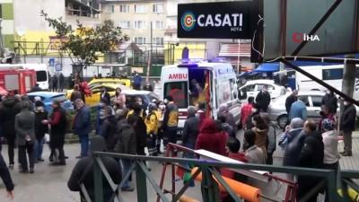kabristan -  Bursa'da toprak kayması