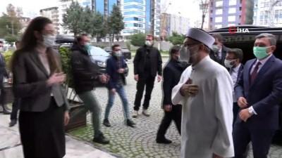 Diyanet İşleri Başkanı Prof. Dr. Ali Erbaş Batman'da