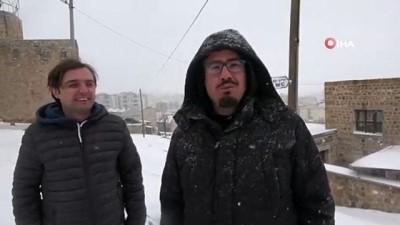 Mart ayında yağan kar hayatı olumsuz etkiledi